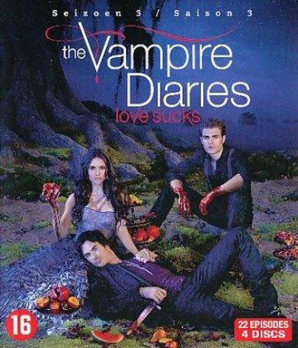 Vampire diaries - Seizoen 3 (Blu-ray)