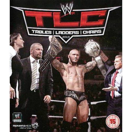 WWE - Tlc Tables/Ladders/Chairs 2013 (Blu-ray) kopen