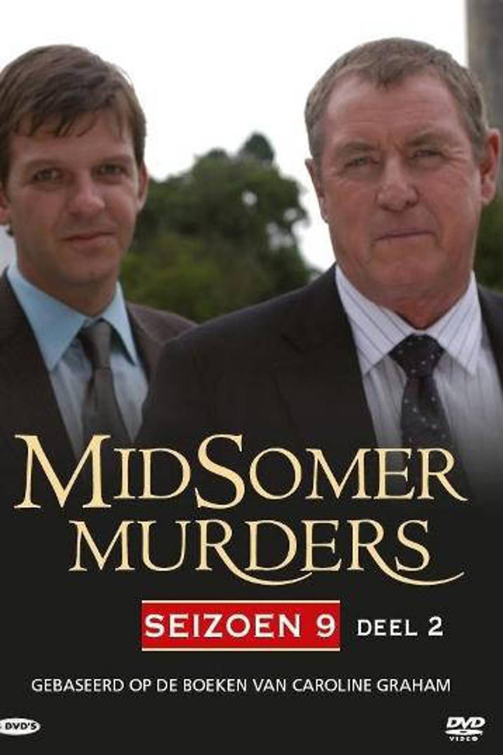 Midsomer murders - Seizoen 9 deel 2 (DVD)