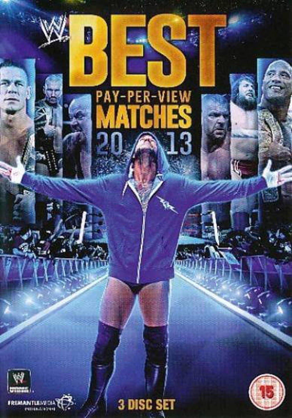WWE - Best Ppv Matches 2013 (DVD)