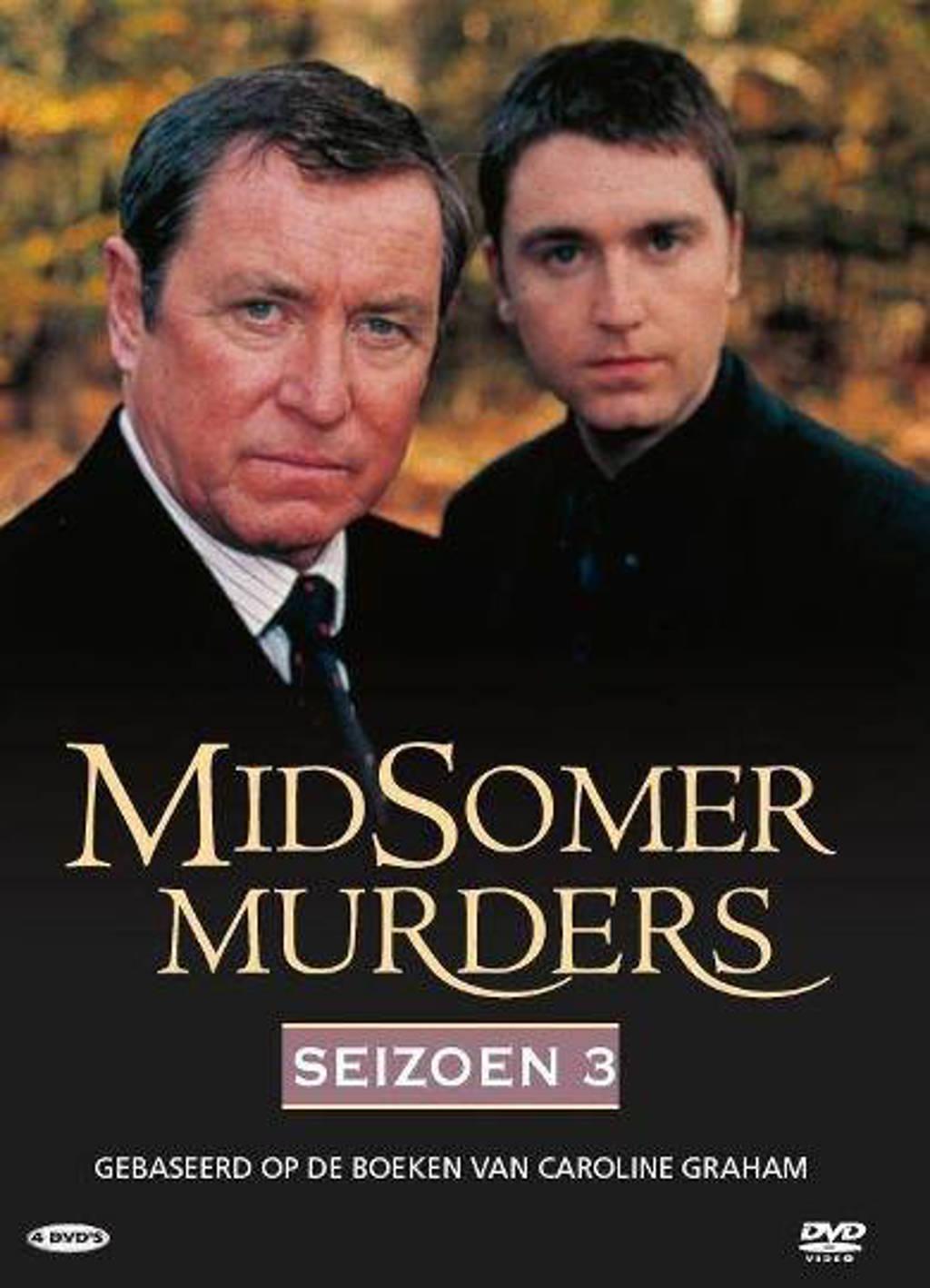 Midsomer murders - Seizoen 3 (DVD)