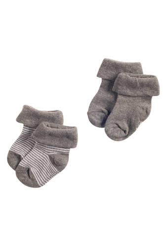 newborn baby sokken (2 paar)