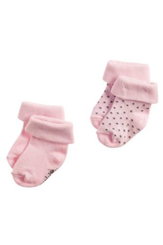 newborn sokken (2 paar)