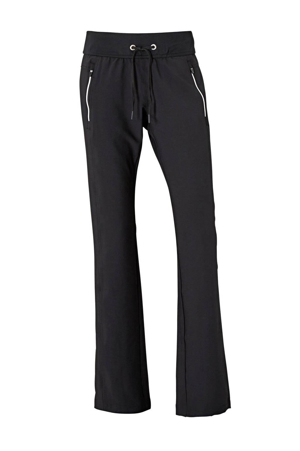 Sjeng Sports broek Gabreilla zwart, Zwart