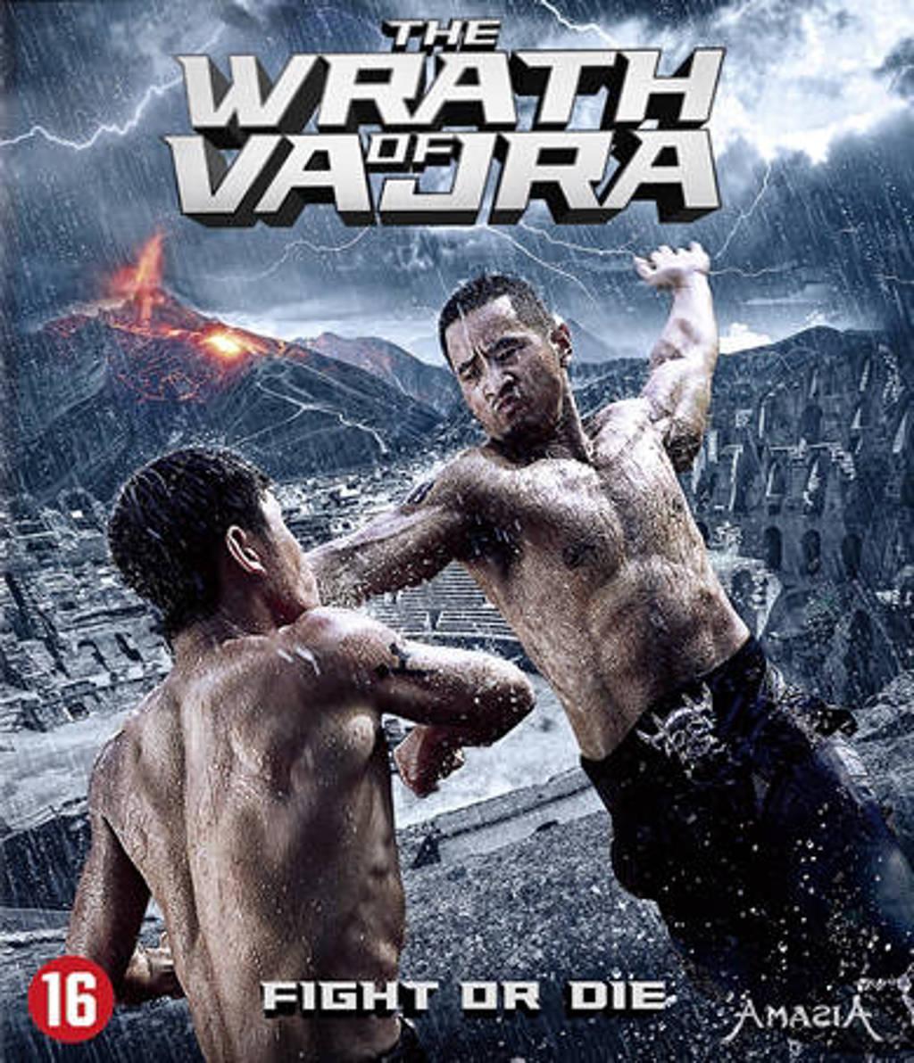 Wrath Of Vajra (Blu-ray)