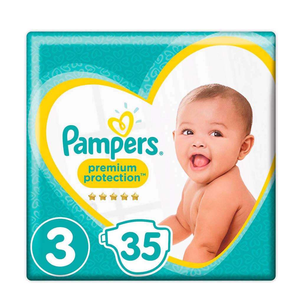 Pampers Premium Protection maat 3 (6-10 kg) 35 luiers