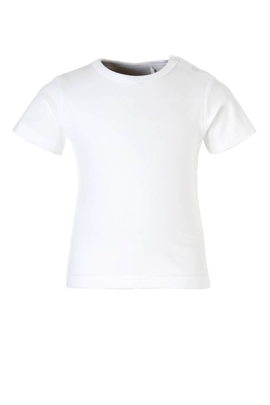 Dirkje T-shirt, Wit, Kort