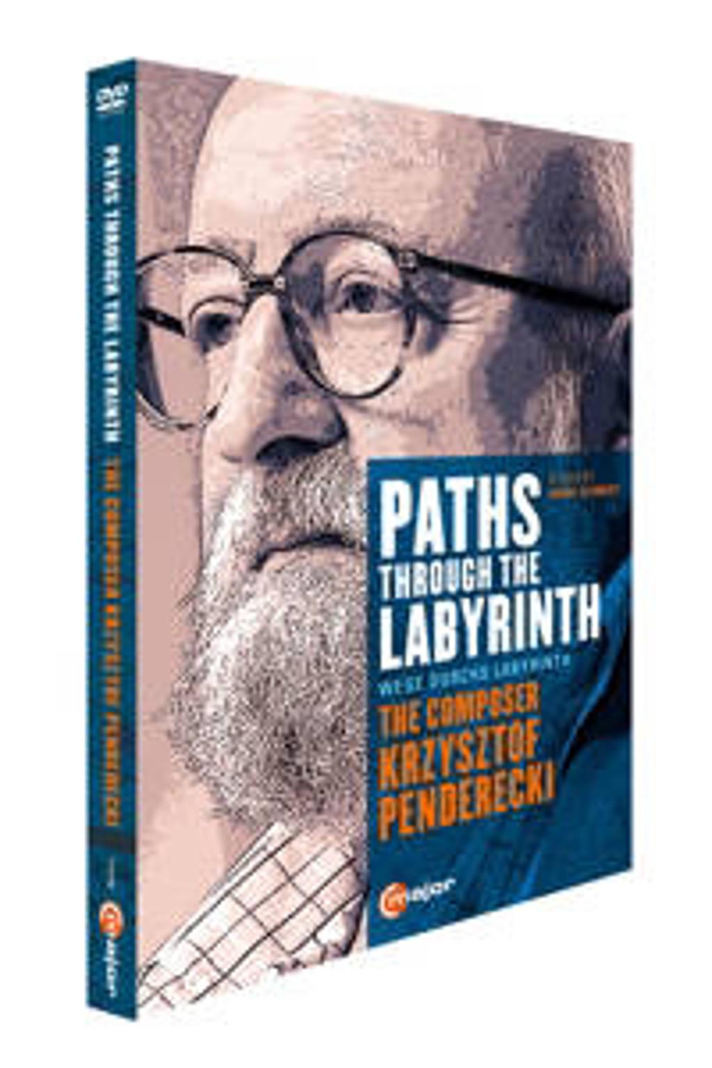 Janine Jansen Mutter - Paths Throughthe Labyrinth, Pendere (DVD)