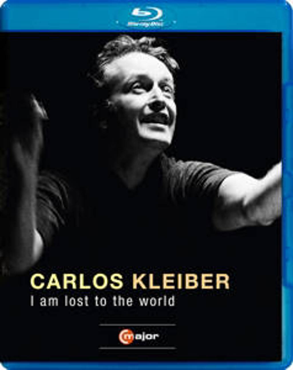 Wubbolt - Carlos Kleiber I Am Lost To The Wor (Blu-ray)