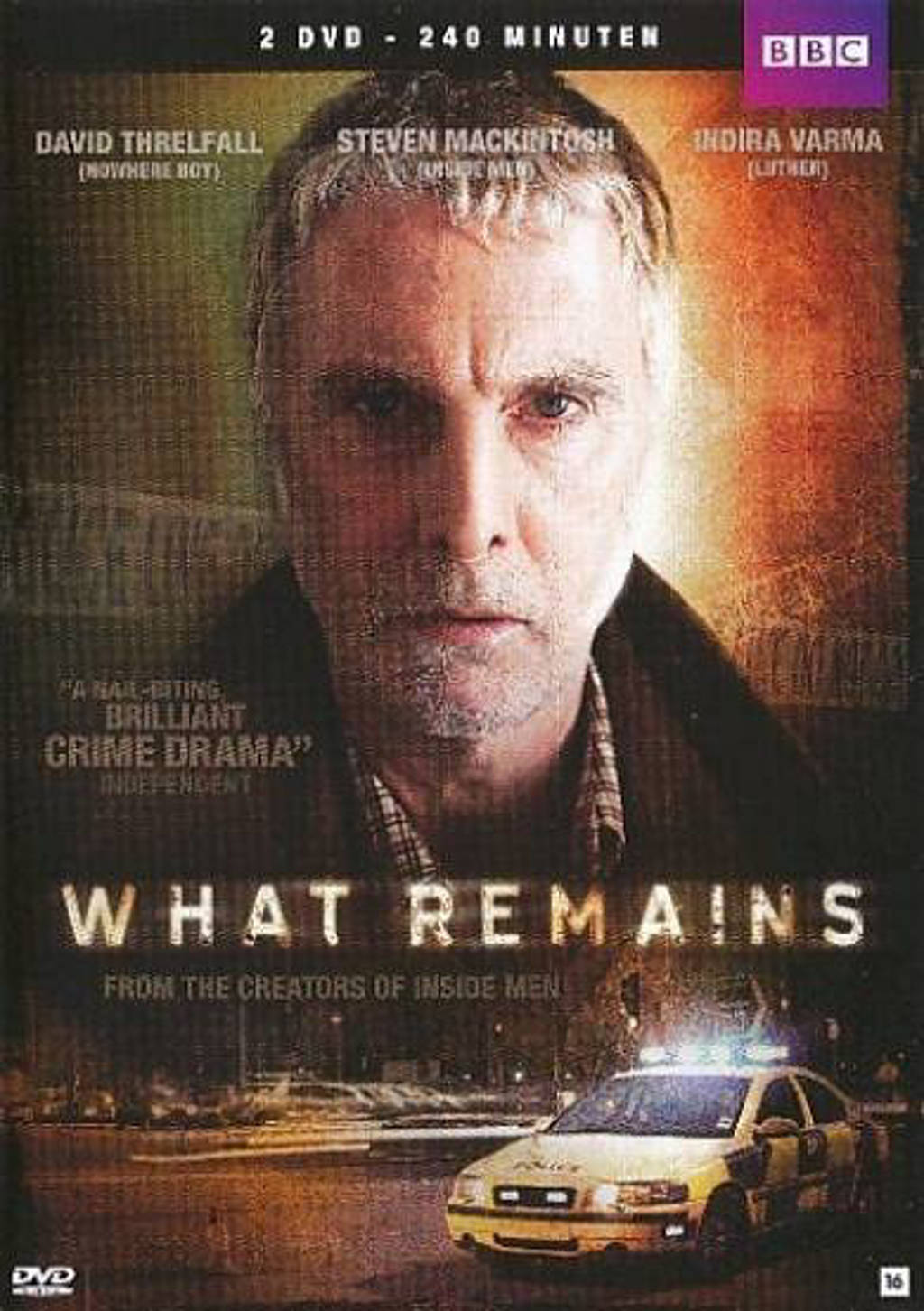 What remains (DVD)
