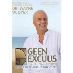 Wayne Dyer - Geen excuus  (DVD)