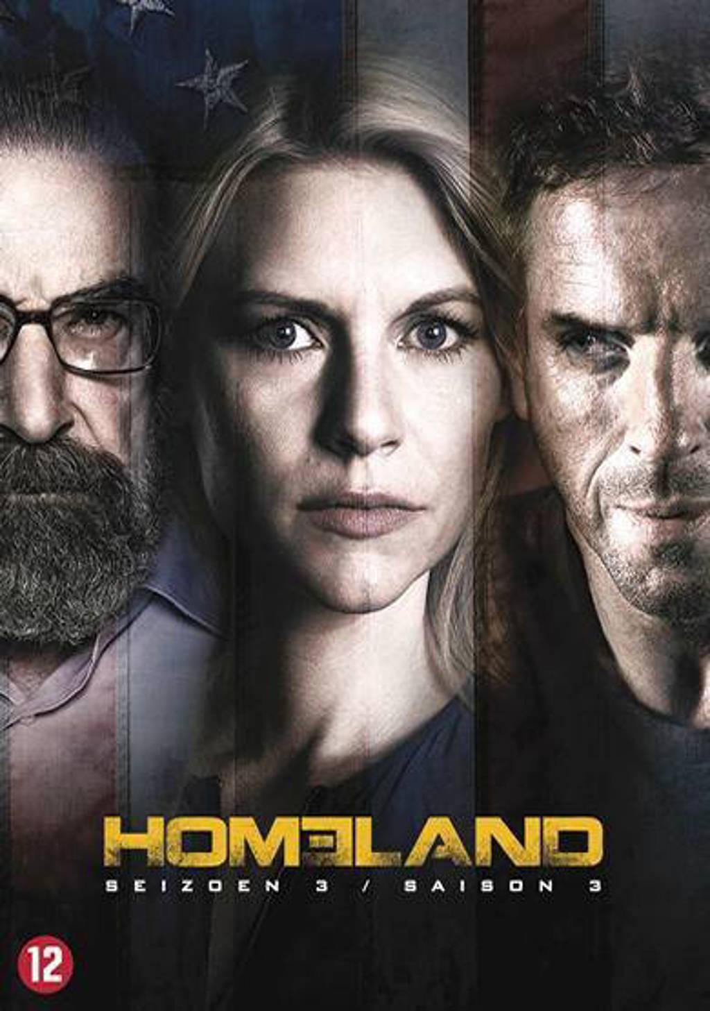 Homeland - Seizoen 3 (DVD)