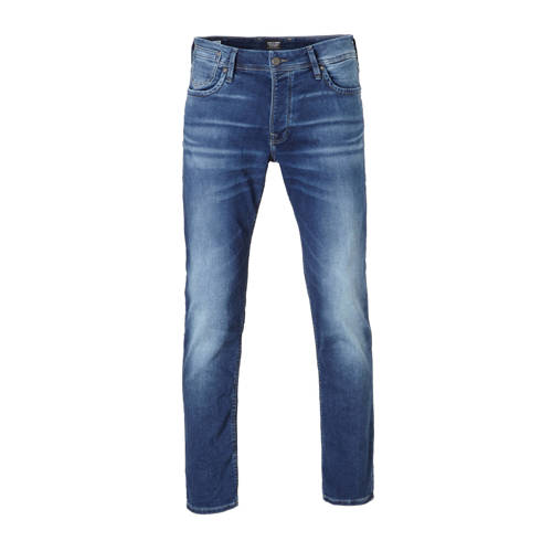 JACK & JONES slim fit jeans Tim blue denim