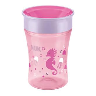 Magic Cup drinkbeker 250 ml roze