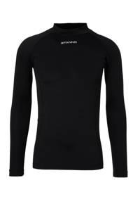 Stanno sport onder T-shirt zwart, Zwart