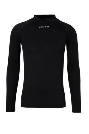 sport onder T-shirt zwart
