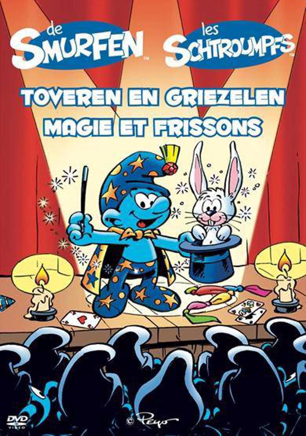 Smurfen - Toveren en griezelen (DVD)