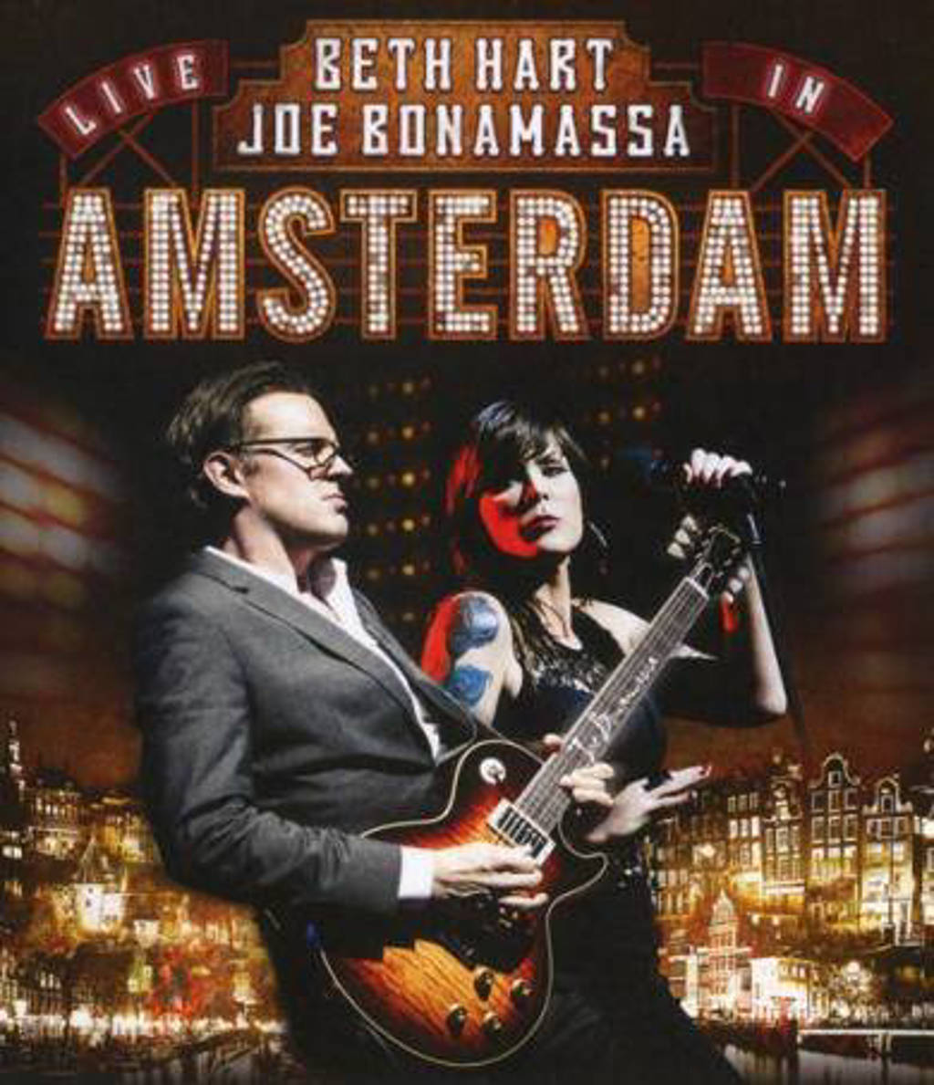 Beth Hart & Joe Bonamassa - Live In Amsterdam (Blu-ray)