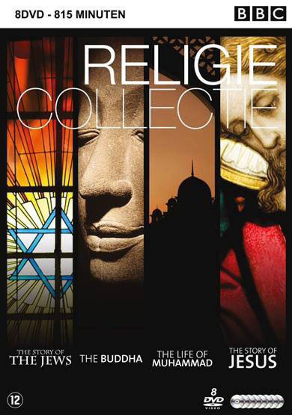 Religie collectie (DVD)