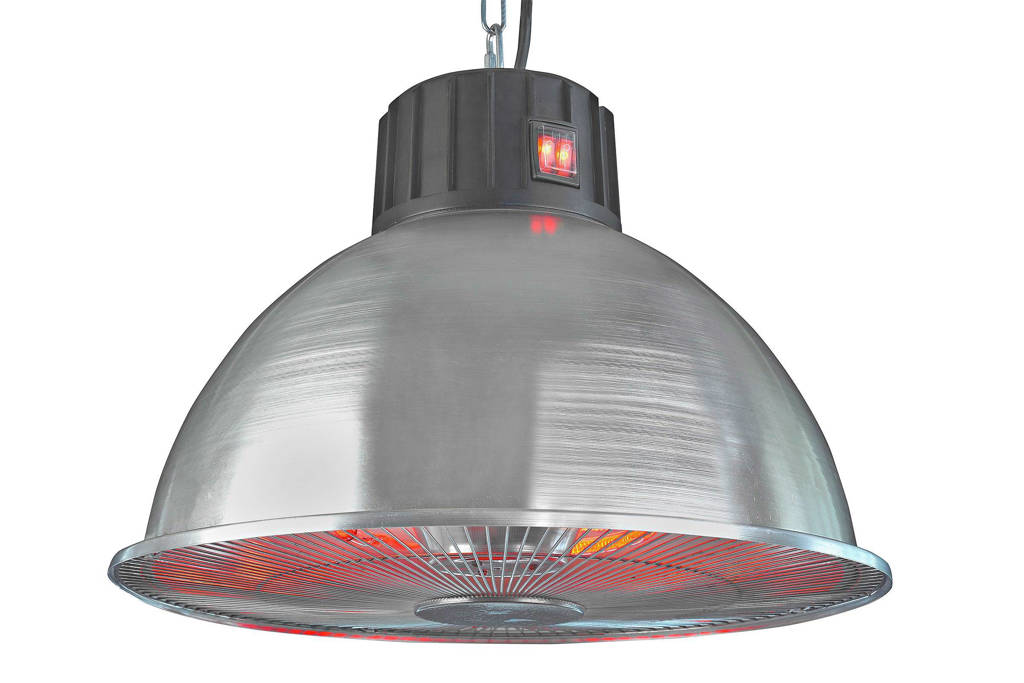 Eurom partytent heater 1500 IND, Grijs