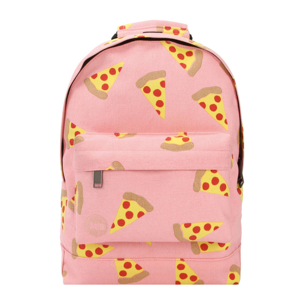 7ee7c1262f6 Mi-Pac Mini Pizza rugzak | wehkamp