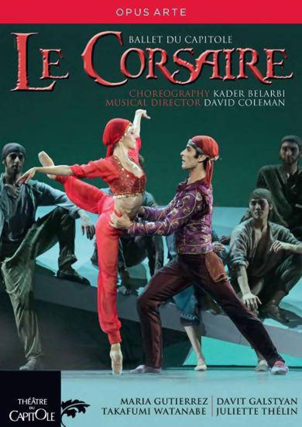 Ballet Et Orchestre National Du Cap - Le Corsaire (DVD)