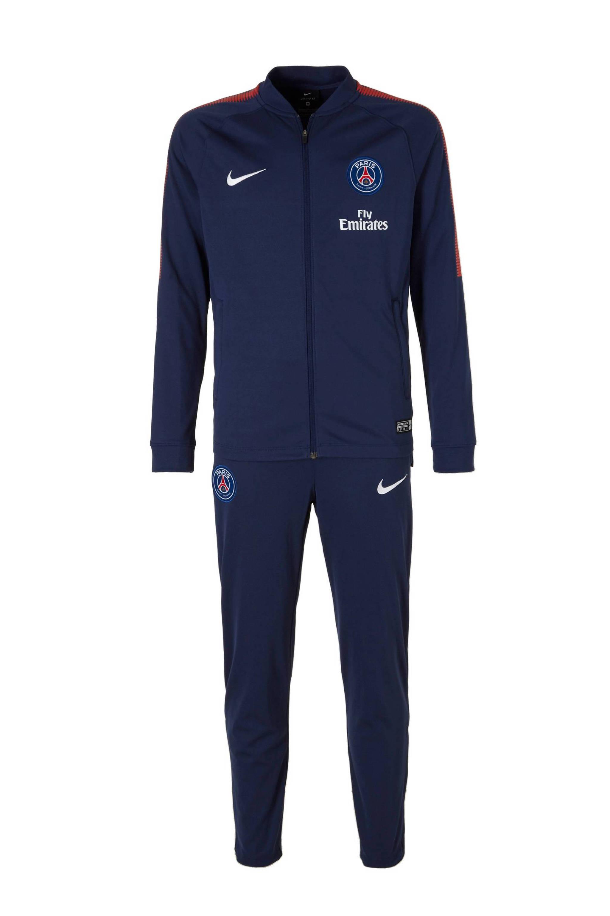 Nike Junior Paris Saint Germain Trainingspak Wehkamp