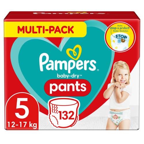 Pampers Baby-Dry Pants maandbox maat 5 (12-17 kg) 132 luierbroekjes kopen