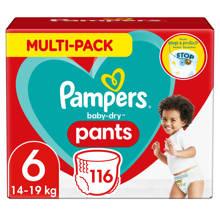 Baby-Dry Pants maandbox maat 6 (15+ kg) 116 luierbroekjes