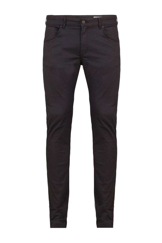 WE Fashion Blue Ridge skinny fit jeans, Donkerblauw