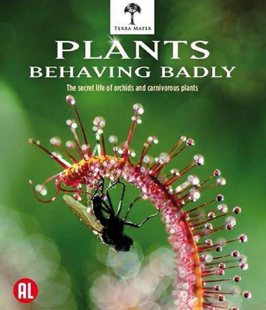 Plants behaving badly (Blu-ray)