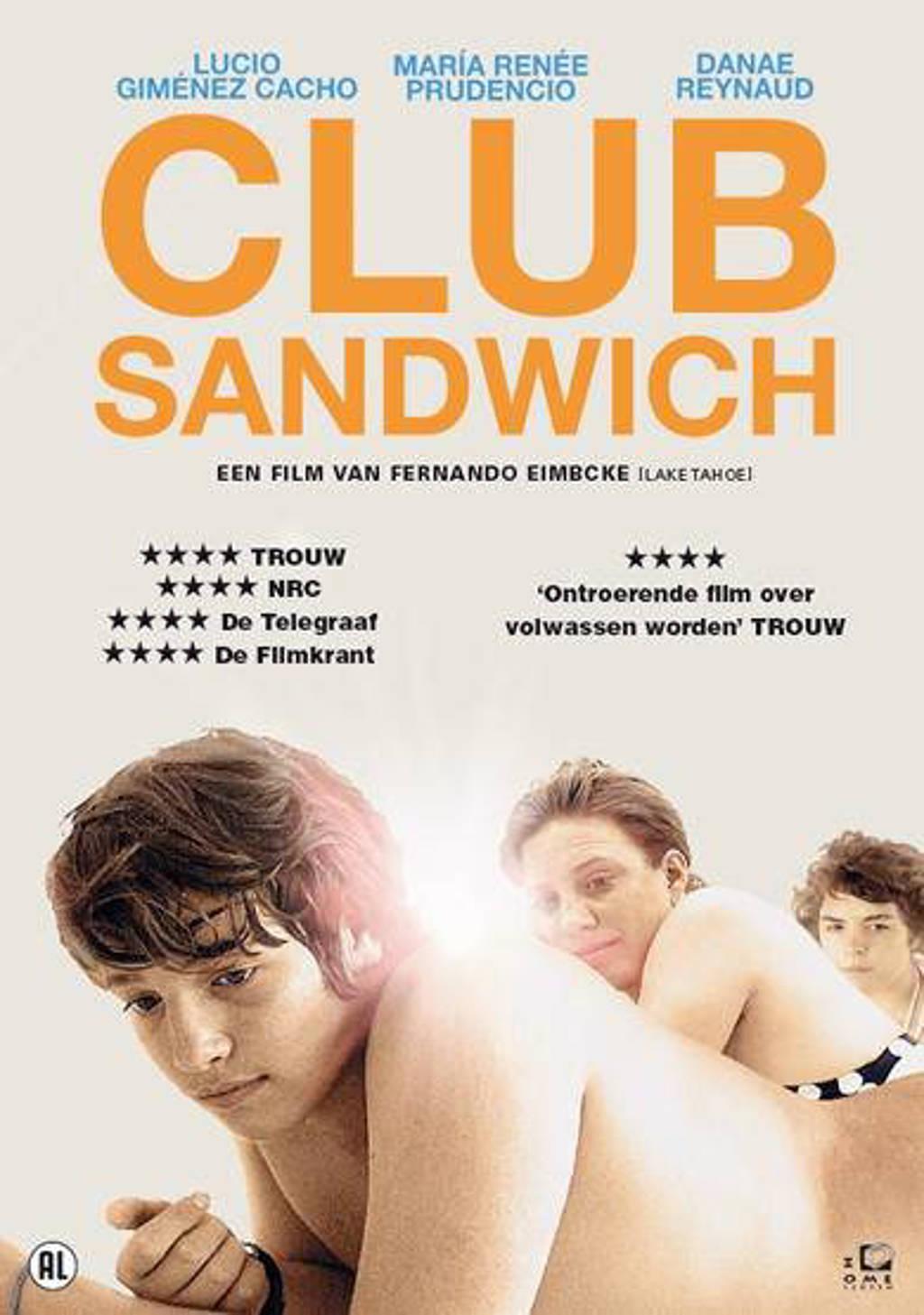 Club sandwich (DVD)