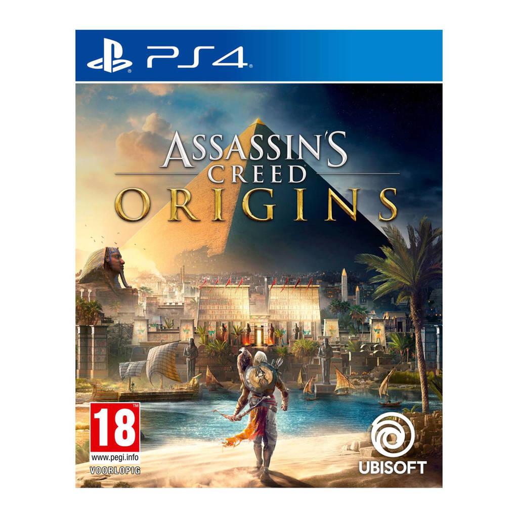 Assassin's Creed Origins (PlayStation 4), Sony PlayStation 4