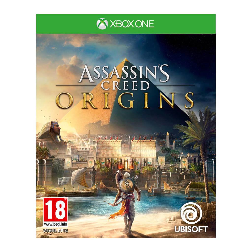 Assassin's Creed Origins (Xbox One), Microsoft X-Box One