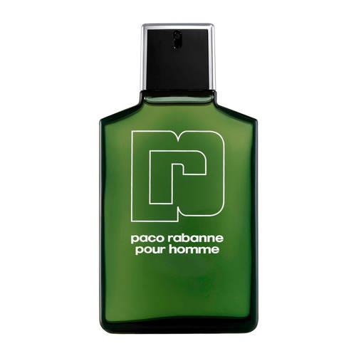Paco Rabanne Pour Homme Eau De Toilette Vapo 100ml
