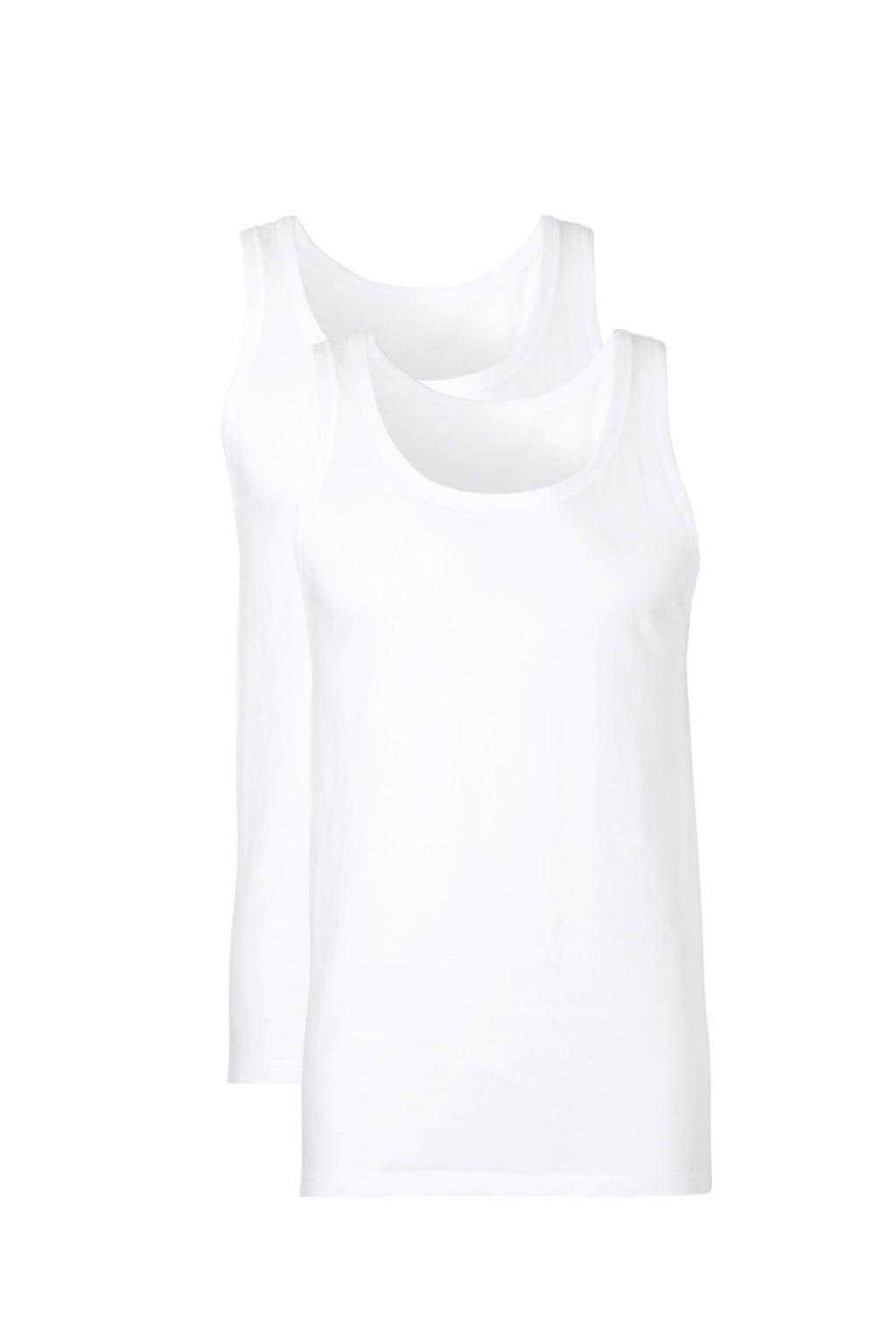 ten Cate hemd (set van 2), Wit