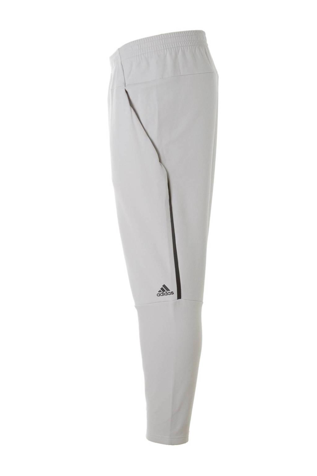 6fcbf6cc072 adidas performance ZNE joggingbroek, Lichtgrijs