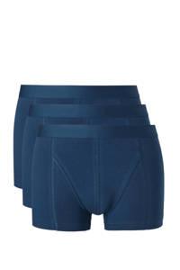 ten Cate boxershort (set van 3), Blauw