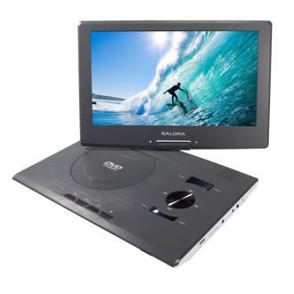 DVP1400 Portable DVD speler