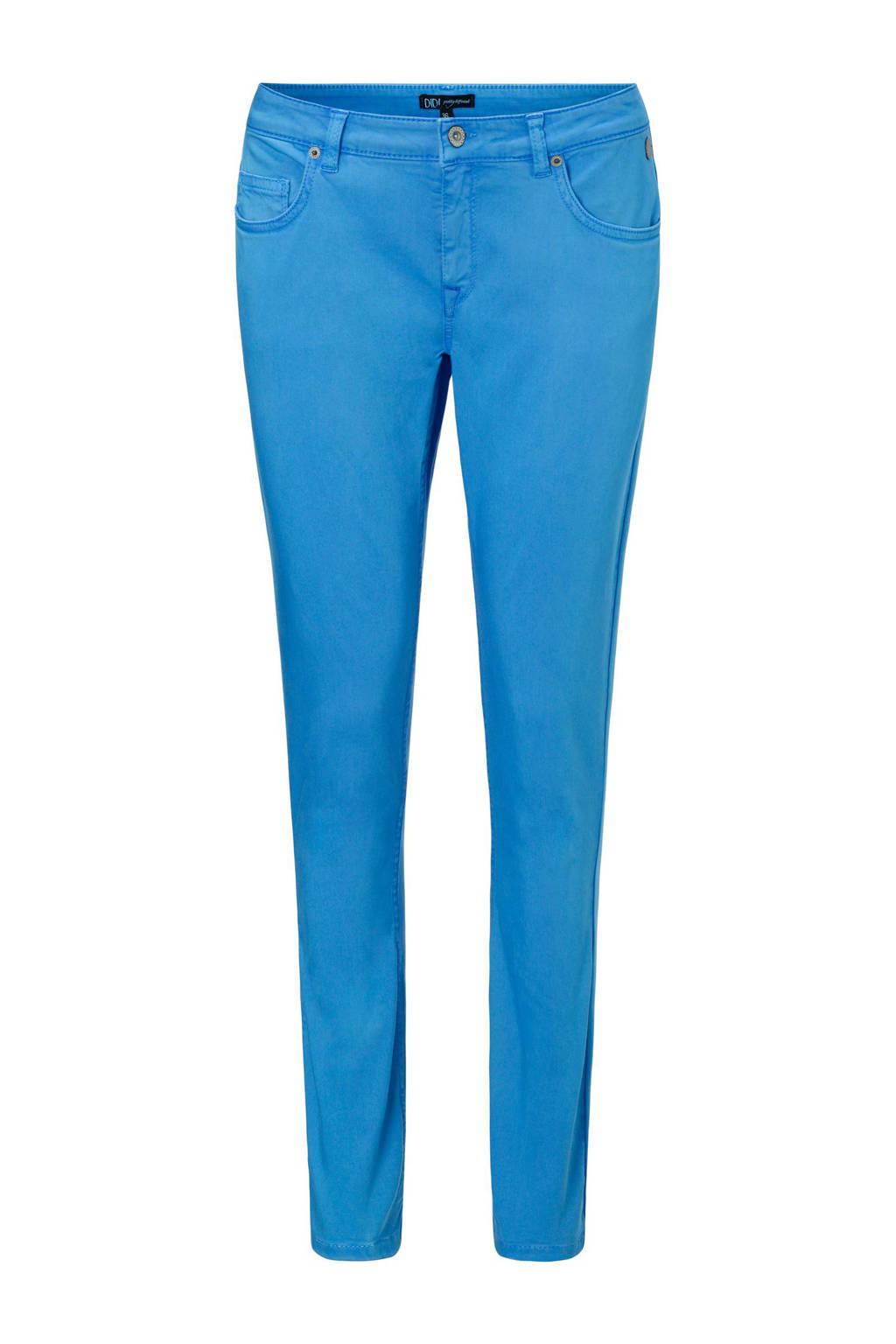 Didi skinny 7/8 broek, Blauw