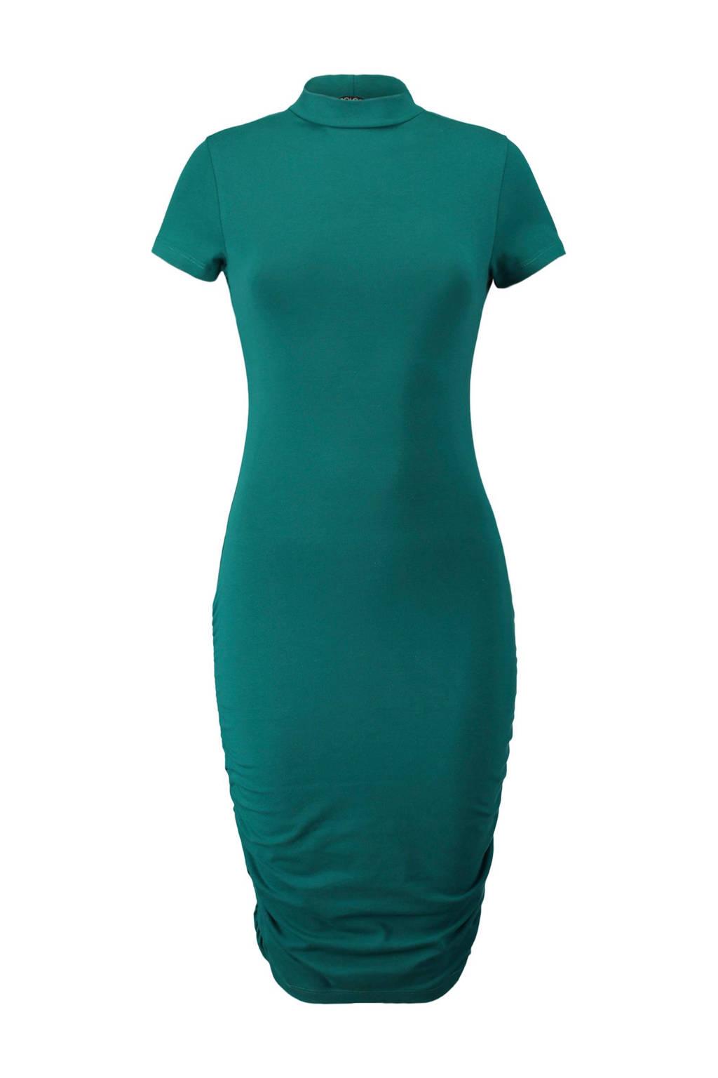 CoolCat ngathy jurk, Groenblauw