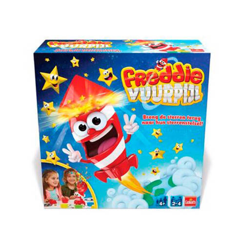 Goliath Freddie Vuurpijl kinderspel kopen