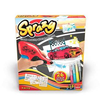 Sprazy Starter Racing