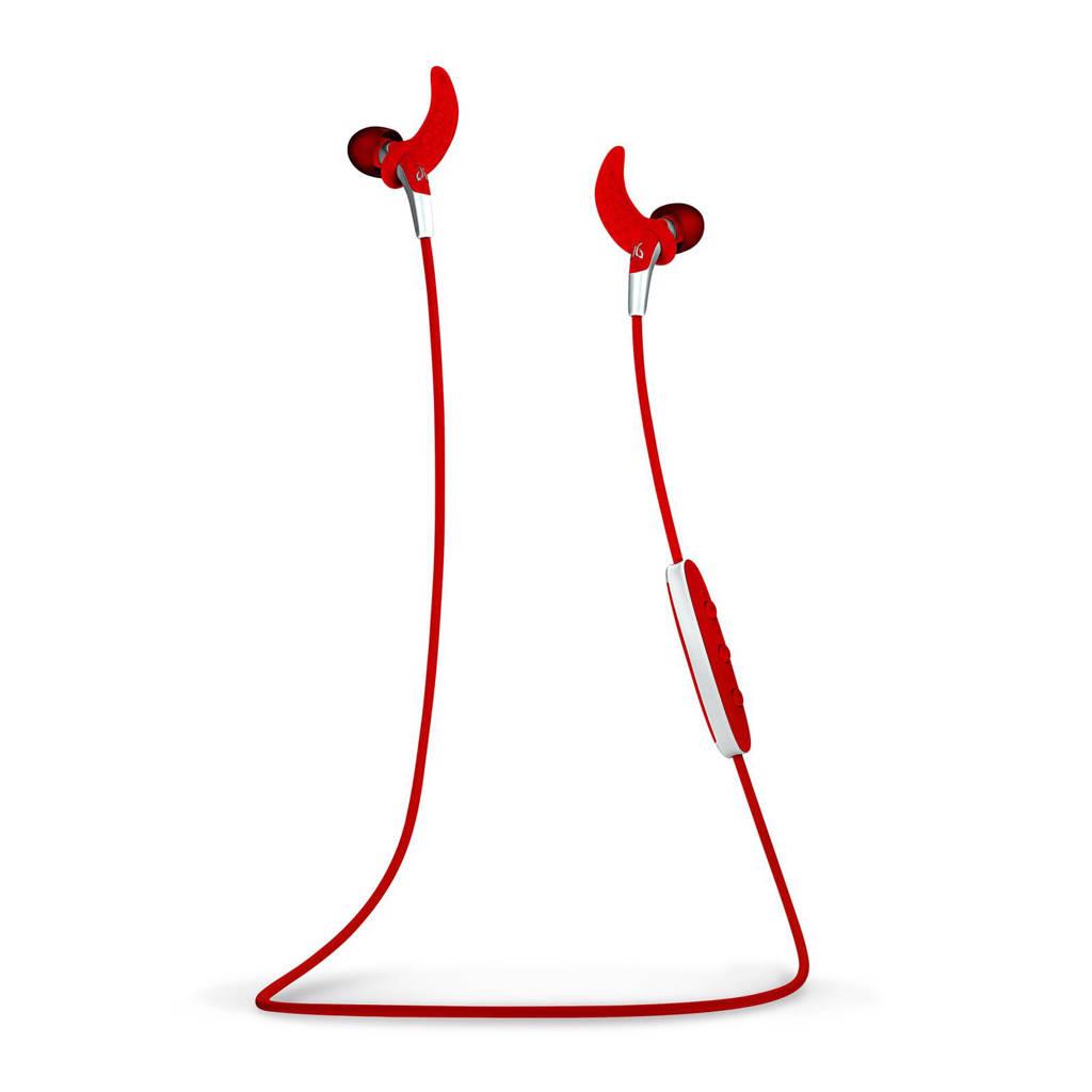 Jaybird Freedom in-ear bluetooth koptelefoon rood, Rood