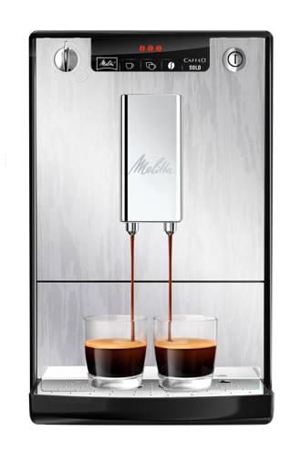 Caffeo Solo Organic Silver Limited Edition E950-111 koffiemachine