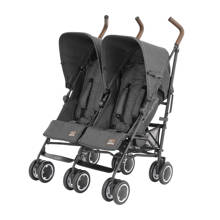 Simba Twin T4 duo buggy denim black