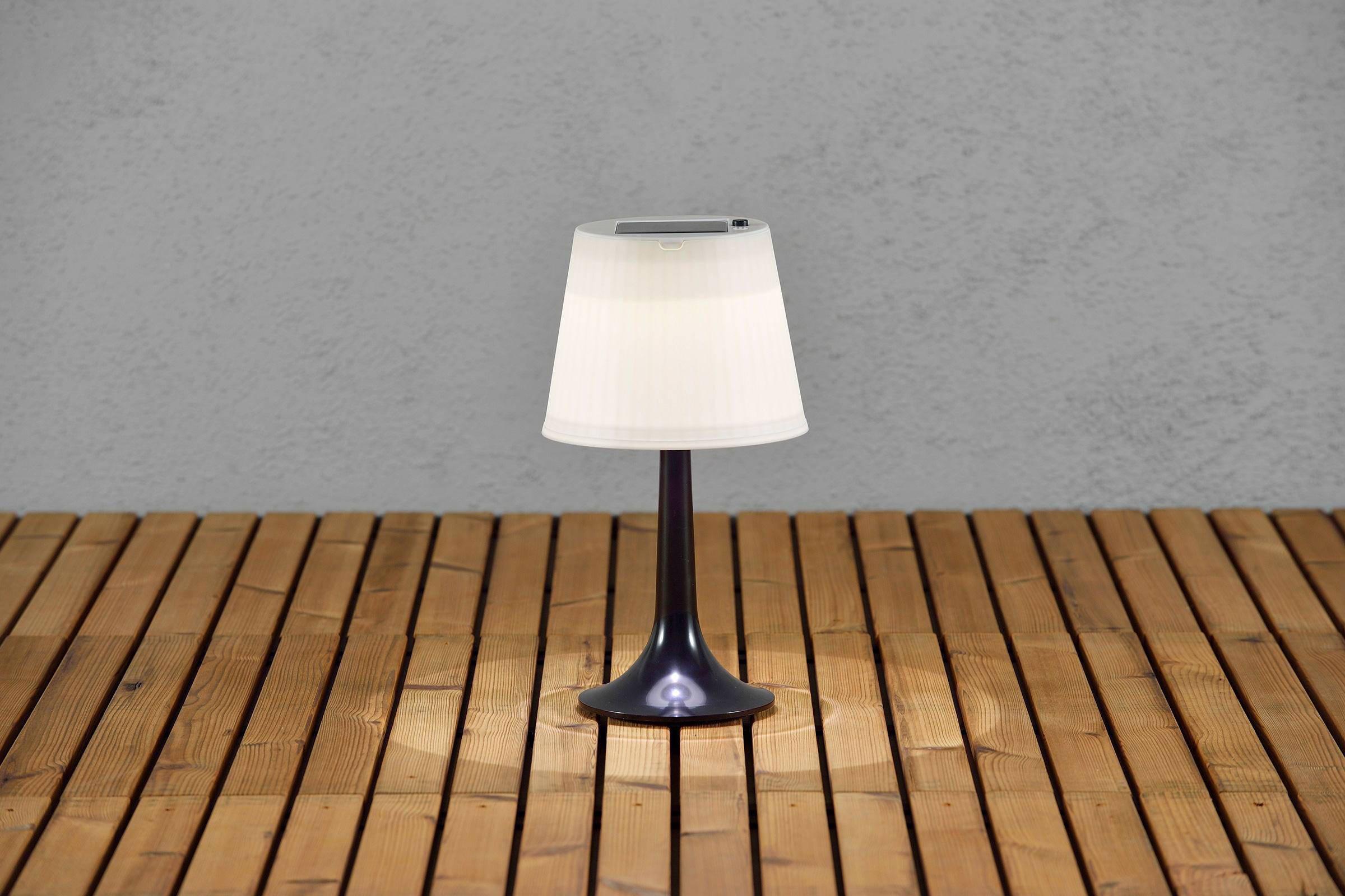 Konstsmide tafellamp solar wehkamp
