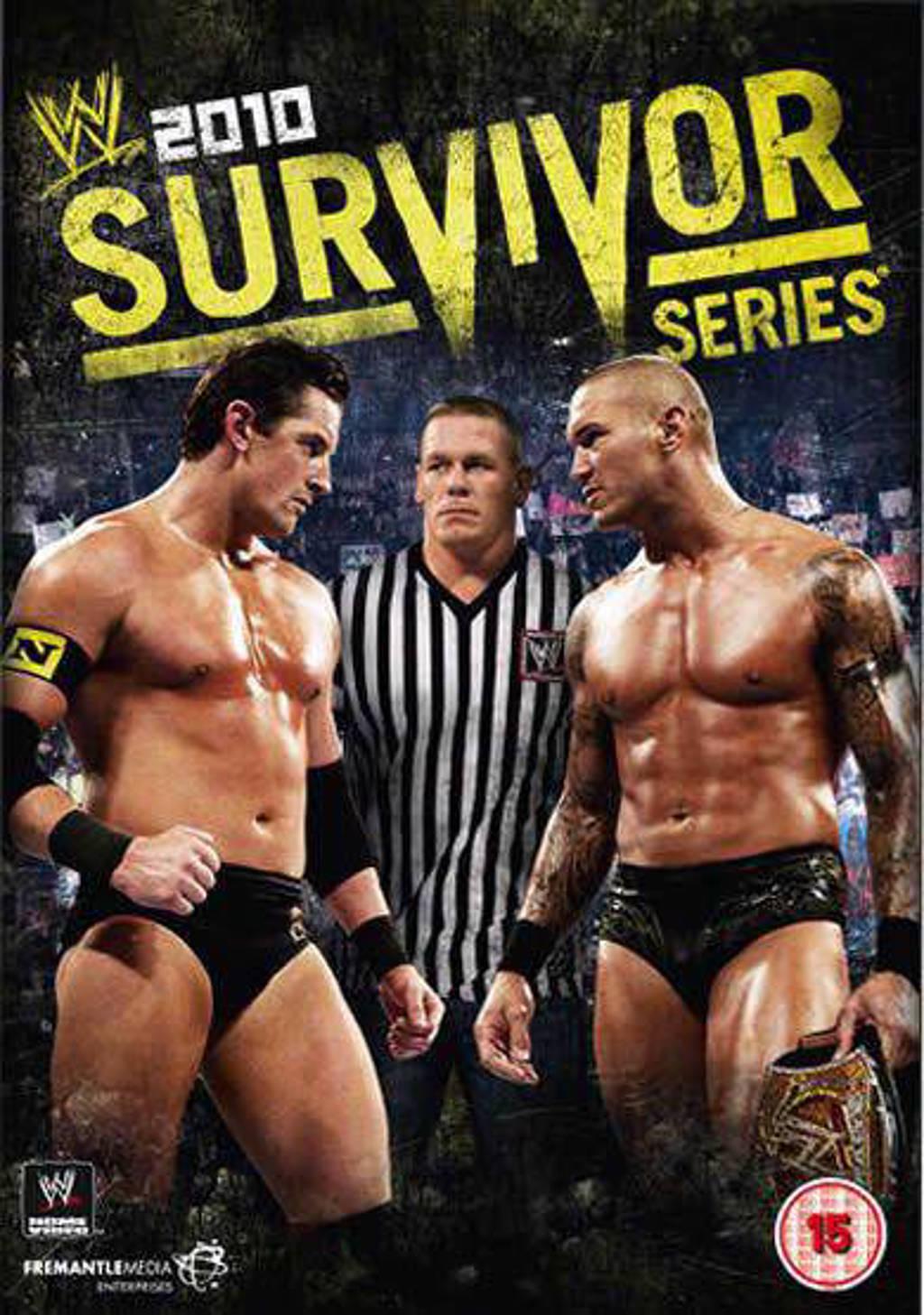 WWE - Survivor Series 2010 (DVD)
