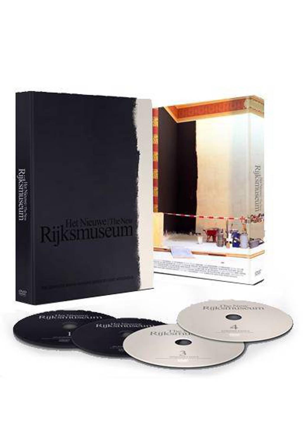 Het nieuwe Rijksmuseum (DVD)