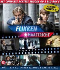 Flikken Maastricht - Seizoen 8 (Blu-ray)